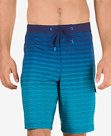 "Speedo Men's Static Printed 10"" Swim Trunks"