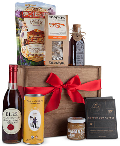 Di Bruno Bros. Let's Brunch Food Gift Crate, Created for Macy's