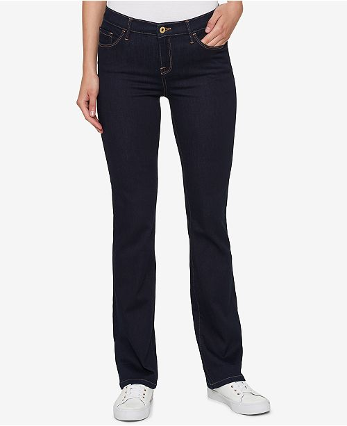 e48ca17a9 Tommy Hilfiger Straight-Leg Jeans, Created for Macy's & Reviews ...