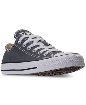 Converse Women's Chuck Taylor Ox Casual Sneakers from Finish Line