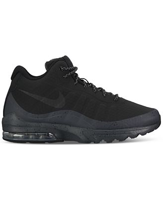 Nike Men's Air Max Invigor Mid Running Sneakers from Finish Line