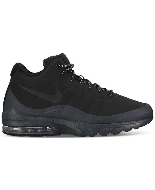 Men's Nike Air Max Invigor Mid High Top Athletic Sneakers sale low shipping UW34yyK