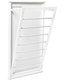 Vertical Wall-Mount Drying Rack