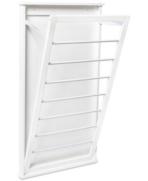 Honey Can Do Vertical Wall-Mount Drying Rack 5051609
