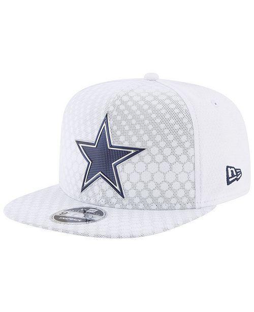 ba3362d50e5671 ... New Era Dallas Cowboys On Field Color Rush 9FIFTY Snapback Cap ...