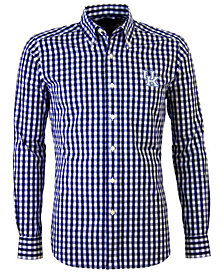Antigua Men's Kentucky Wildcats National Button-Up