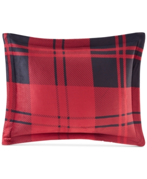 Premier Comfort Reversible Sherpa 4-Pc. Standard/Queen Pillow & Sham Set