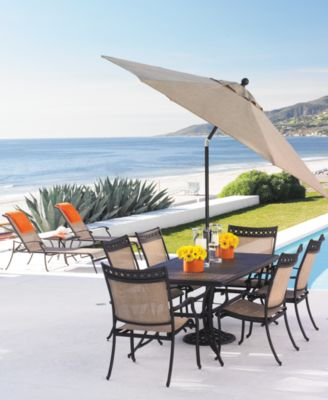 Vintage Outdoor Dining Collection   Furniture   Macyu0027s   CLOSEOUT! Vintage  Outdoor Dining Collection