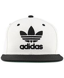 adidas Men's Originals Flat-Brim Cap