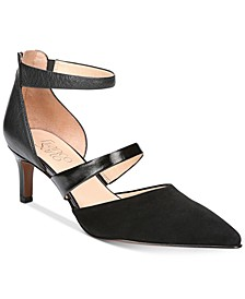 Davey Pointed-Toe Pumps
