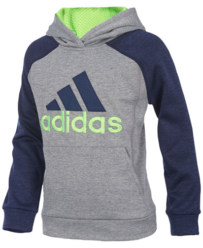 adidas Graphic-Print Hoodie, Toddler Boys