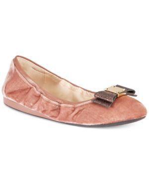 Cole Haan Tali Bow Ballet Flats 6292082