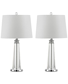 Carla Set of 2 Table Lamps