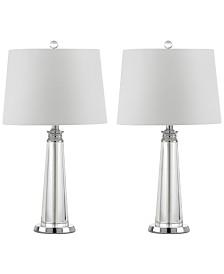 Safavieh Carla Set of 2 Table Lamps