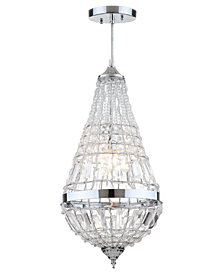 Safavieh Silva Adjustable Chandelier