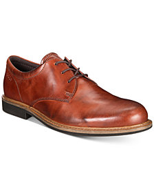 Ecco Men's Findlay Plain Toe Tie Oxfords