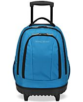 """Travel Select 18"""" Wheeled Backpack, Created for Macy's"""