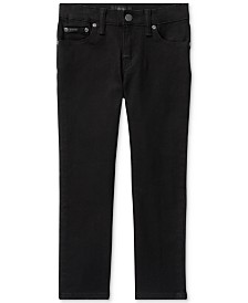 Polo Ralph Lauren Little Boys Hampton Straight-Fit Denim Jeans