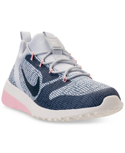 outlet store 80b47 6ce9a ... Kaishi NS Red Nike Womens CK Racer Casual Sneakers from Finish Line ...