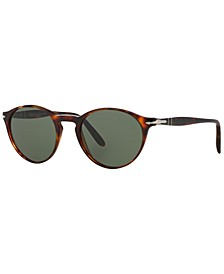 Sunglasses, PO3092SM 50