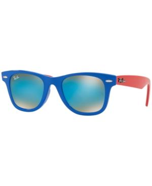 Image of Ray-Ban Junior Sunglasses, RJ9066S Original Wayfarer