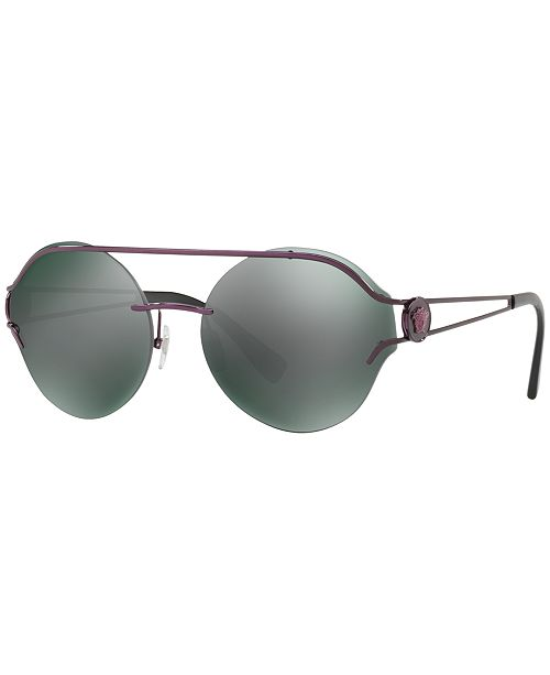 20f9daef9ec3 Versace Sunglasses, VE2184 & Reviews - Sunglasses by Sunglass Hut ...