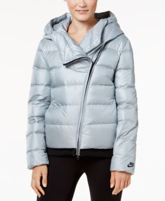 nike jacket women's macy's