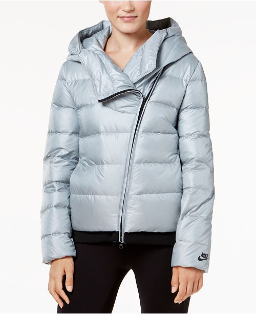 02aaabfe1828 Nike Sportswear Puffer Down Jacket   Reviews - Jackets   Blazers ...