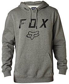 Fox Men's Legacy Moth Logo Pullover Fleece Hoodie