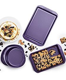 Colorvive 4-Pc. Bakeware Set