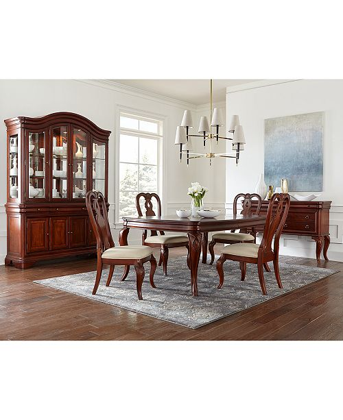 Furniture Bordeaux Dining Room Collection Created For Macy S