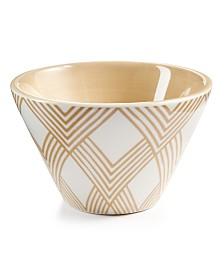 Coton Colors Cobble Woven Mod Appetizer Bowl