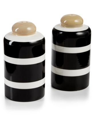 Blank Plank Column Salt & Pepper Shakers