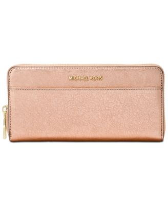 MICHAEL Michael Kors Pocket Zip-Around Continental Wallet