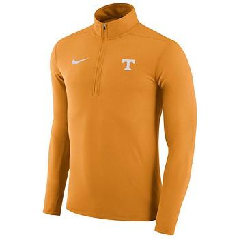 Nike Men's Tennessee Volunteers Element Quarter-Zip Pullover