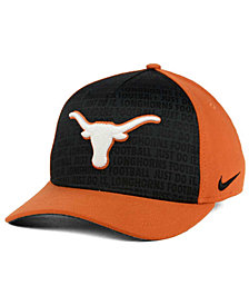 Nike Texas Longhorns Just Do It Swooshflex Cap