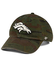 '47 Brand Denver Broncos Regiment CLEAN UP Cap
