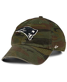 '47 Brand New England Patriots Regiment CLEAN UP Cap