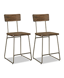 Colven Dining Chair (Set Of 2), Quick Ship