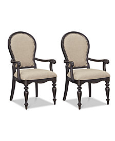 Finton Armchair (Set Of 2), Quick Ship
