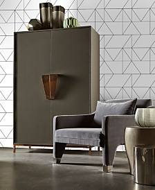 Graham & Brown Kellys Geo Wallpaper