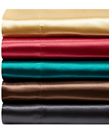 Madison Park Essentials Satin 6-Pc. Sheet Sets