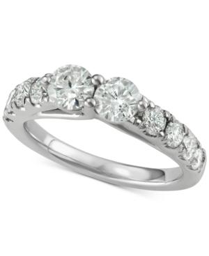 Diamond Two-Stone Engagement...