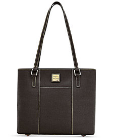 Dooney & Bourke Saffiano Small Lexington Tote