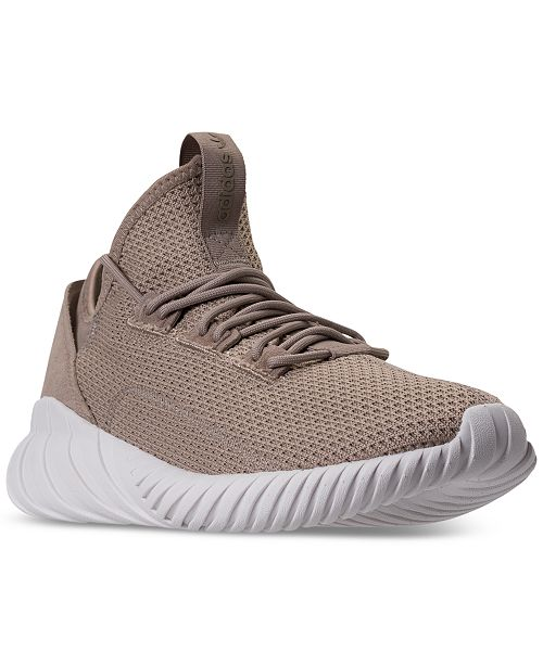 113bd74d4613 ... adidas Men s Tubular Doom Sock Primeknit Casual Sneakers from Finish ...
