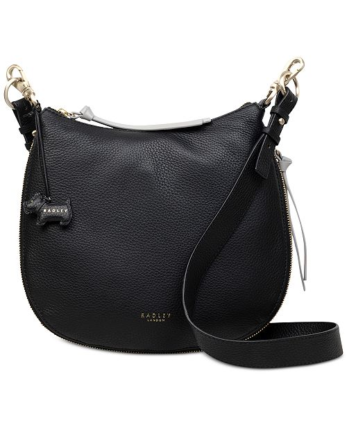 Product Details A Slouchy Shoulder Bag From Radley