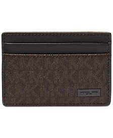 Michael Kors Men's Jet Set Card Case