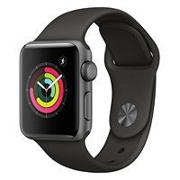 Apple Watch Series 3 (GPS) 38mm Smart Watch with Heart Rate Monitor