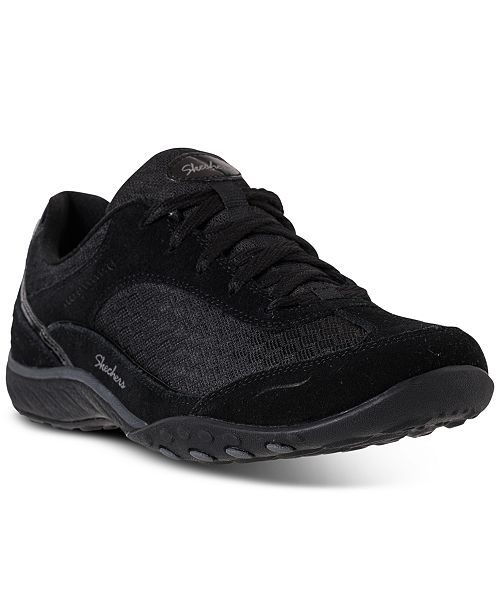 Skechers Women's Relaxed Fit: Bikers - Simply Sincere Casual Sneakers from Finish Line vAO7pk