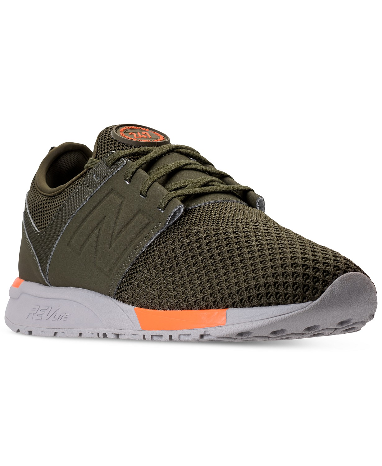 New Balance 247 Knit Mens Shoes